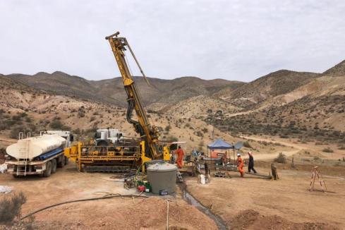 Deep probe proves Cortadera a copper monster