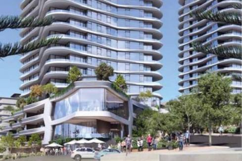 $120m towers planned for Scarborough