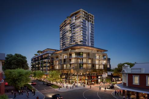 Perth apartment sales steady