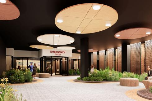 High-End Design Of Hollywood's New Emergency Department Revealed