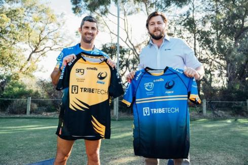 New sponsor for Western Force