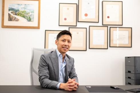 Cheah rallies support for clinical trials