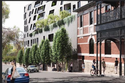 Saracen lodges $23m Royal George refurbishment plan