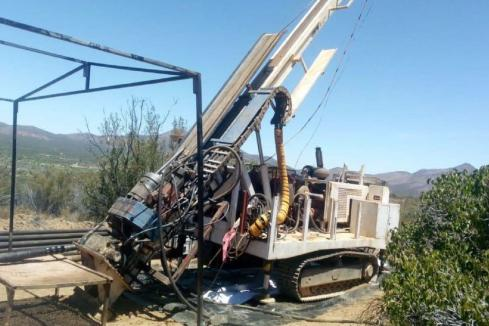 Comet drilling high-grade gold targets in Mexico