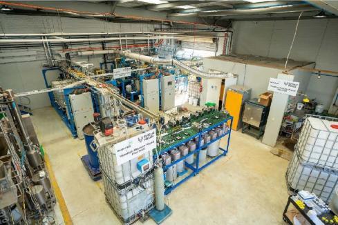 Neometals pilot plant produces vanadium pentoxide