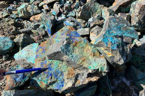 Valor Resources builds high-grade copper position in Peru