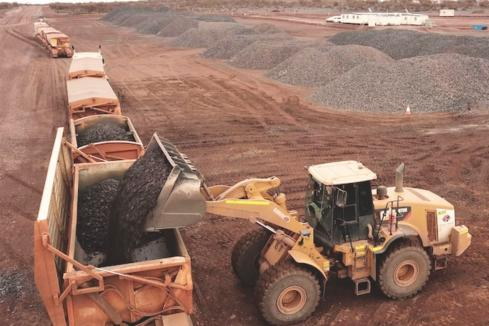 Element 25 on cusp of first manganese shipment