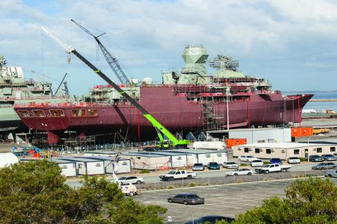 Ertech to deliver Henderson wharf upgrade