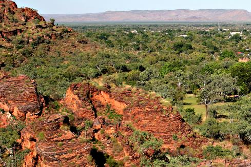 Anglo Australian strikes Kimberley base metals JV