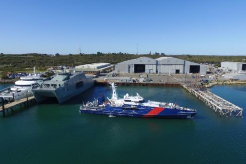 Austal slashes financial targets over delays, costs