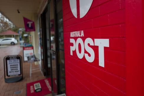 Big banks in 10-year Australia Post deal