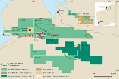 Buru primed for Canning Basin oil drilling