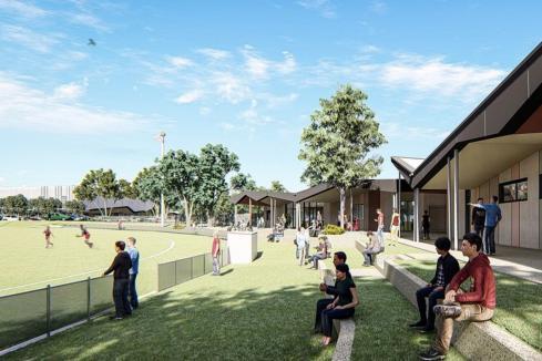 Work begins on Baldivis sporting complex