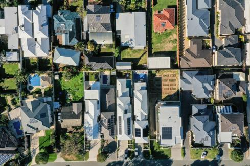 Perth lags in house price growth