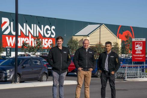 Historic site finds new life as giant Bunnings and retail destination