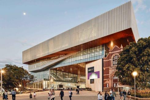 Hassell, OMA top architecture awards