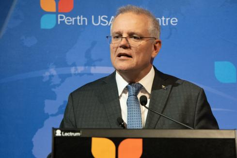 Morrison ready when China is