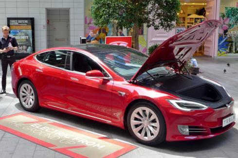Tesla set for $1bn a year spending in Australia