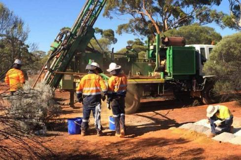 Image turns out high-grade gold at WA prospect