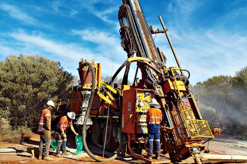 High-grade PGM hits for Podium at Parks Reef