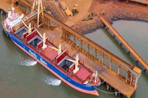 Element 25 ships maiden cargo of Pilbara manganese concentrate