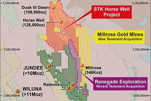 Strickland Metals nails down Yandal greenstone belt asset deal
