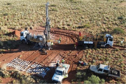 St George off to a flyer in Paterson copper-gold search