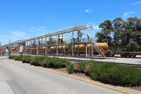 Coogee, Qube in $260m fuel storage program