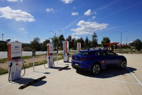 More EV charging stations for WA