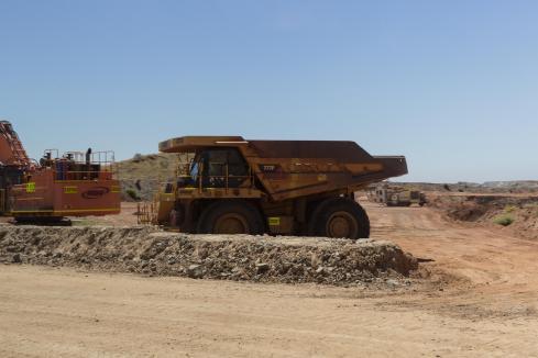 Uranium hopeful's shares in meltdown