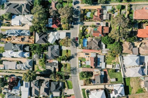 Home loans up year on year