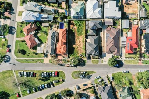 Perth house prices still lagging