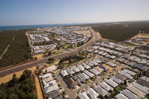 Alkimos estate at centre of legal battle