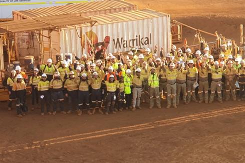 Warrikal secures $350m contract