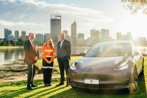 BHP in Tesla deal