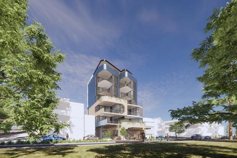 Cottesloe apartments could get green light
