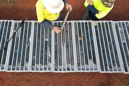 Aldoro hits sulphides in second WA drill hole