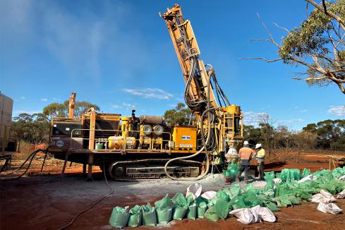 Surefire back in the field at Yidby with renewed gold exploration push