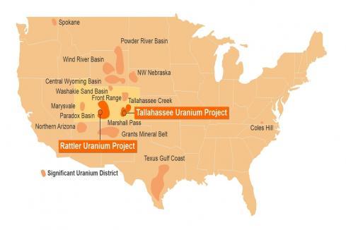 Okapi nails down US uranium acquisition