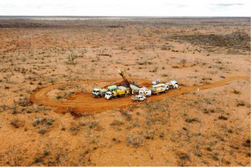 Legend kick-starts drilling for more WA nickel