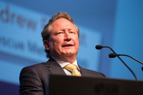 Forrest urges feds to stop JBS's Huon bid