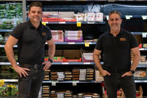 Pizza plans pan out for Cheeky Brothers