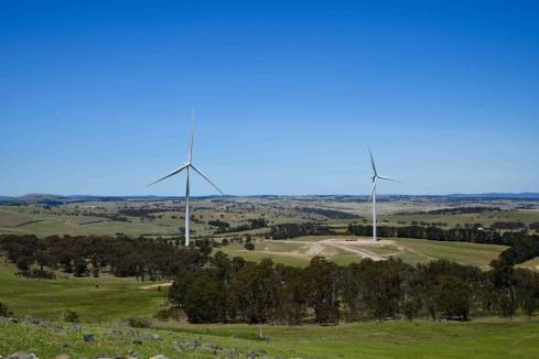 Decmil wins $21m windfarm contract