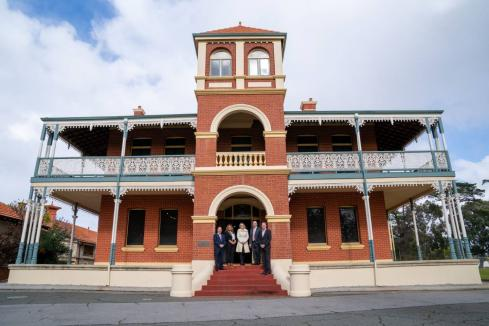 $16m facelift for Vic Park heritage