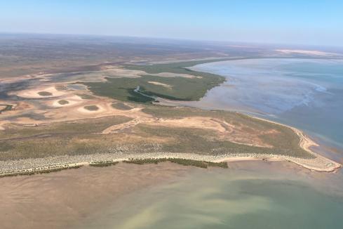 Exmouth Gulf 'under pressure': EPA