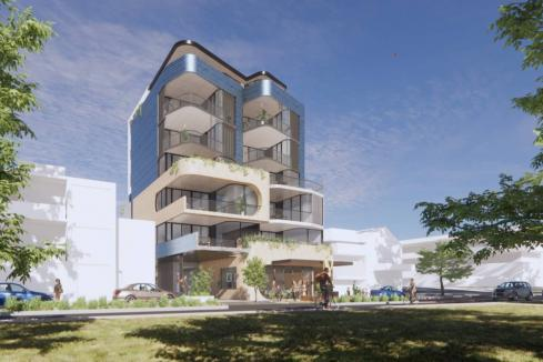 Cottesloe apartments: third time's a charm