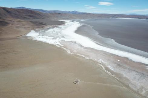 Galan kickstarts drilling for more Argentinian lithium