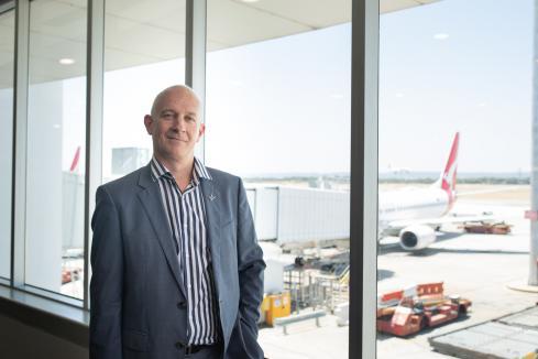 Not precious about quarantine hub: Perth Airport chief