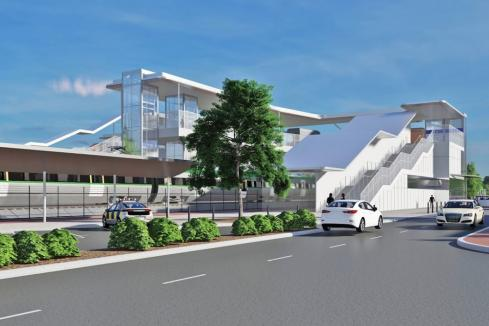 Preferred contractors named for new Midland station