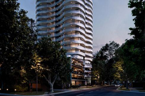 Strong sales for Perth apartments